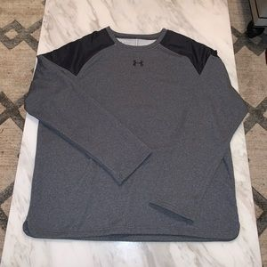 Men's under armor pullover sweatshirt